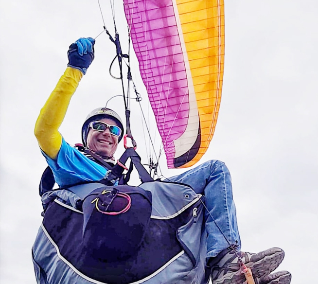 Microlight, Paragliding and hang gliding Instructor in Wilderness, Sedgefield, Garden Route